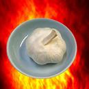 (東村町の福山ラーメン)ベトコンラーメンの素材「にんにく」